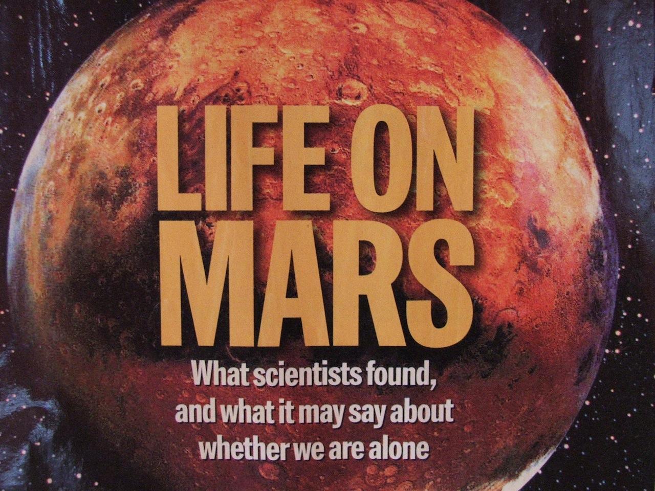 Portada de la revista Time del 19 de Agosto de 1996 (colección personal).