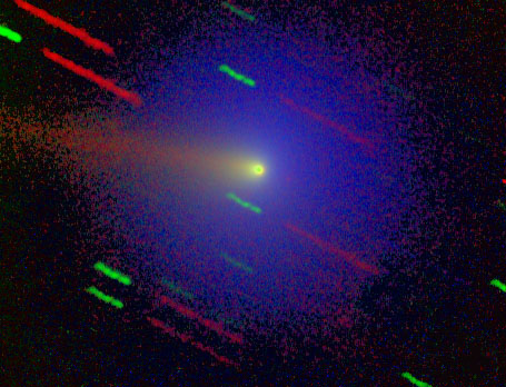Credito de la imagen: T. Credner, J. Jockers, T.Bonev, Max-Planck-Institut für Aeronomie.