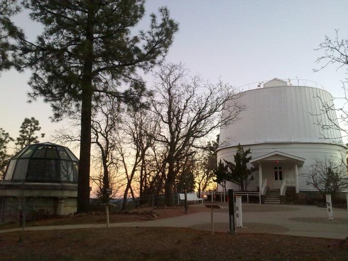 Observatorio Lowell, Arizona